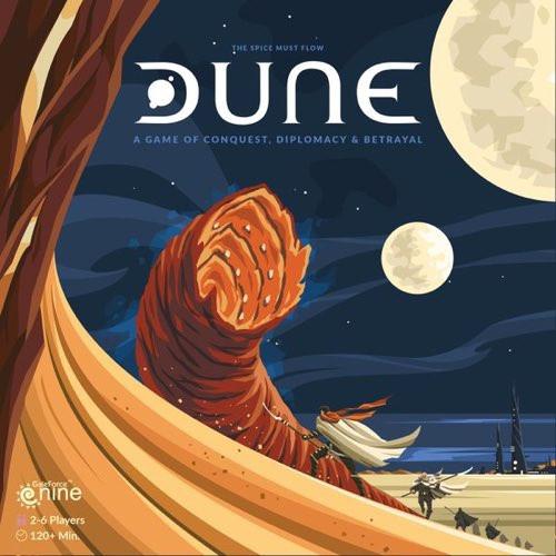 Dune - Cerberus Games