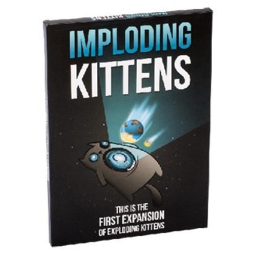 Exploding Kittens Expansion Imploding Kittens - Cerberus Games