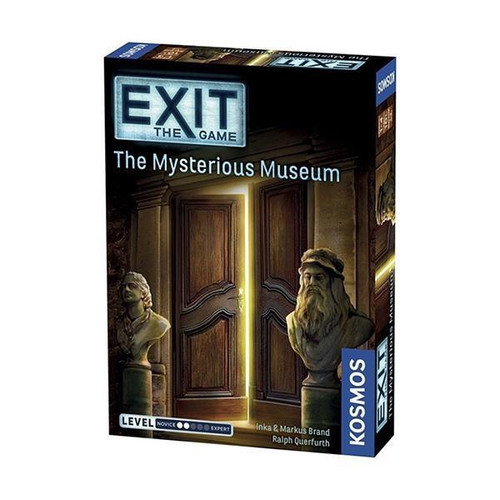 Exit The Mysterious Museum - Cerberus Games