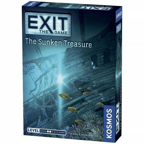 Exit The Sunken Treasure - Cerberus Games