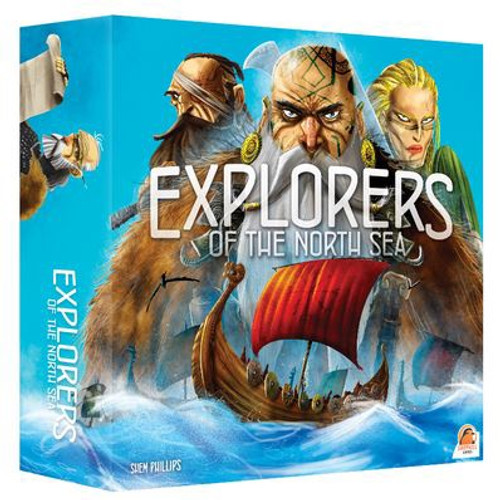 Explorers of the North Sea - Cerberus Games