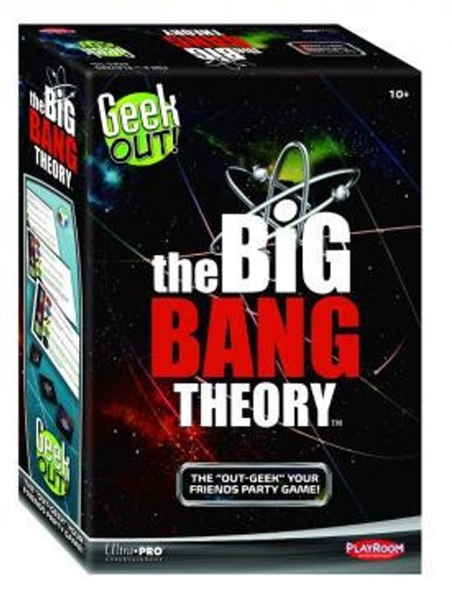 Geek Out! The Big Bang Theory - Cerberus Games