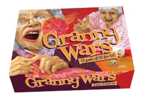 Granny Wars - Cerberus Games