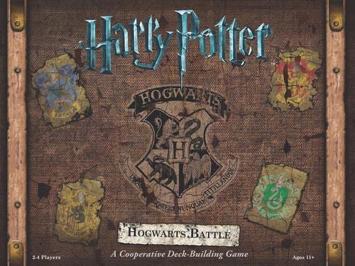 Harry Potter Hogwarts Battle Deck Building Game - Cerberus Games