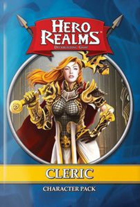 Hero Realms Expansion Cleric - Cerberus Games