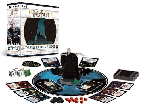 Harry Potter Death Eaters Rising - Cerberus Games