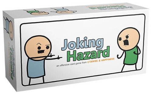 Joking Hazard by Cyanide & Happiness 5th Print - Cerberus Games