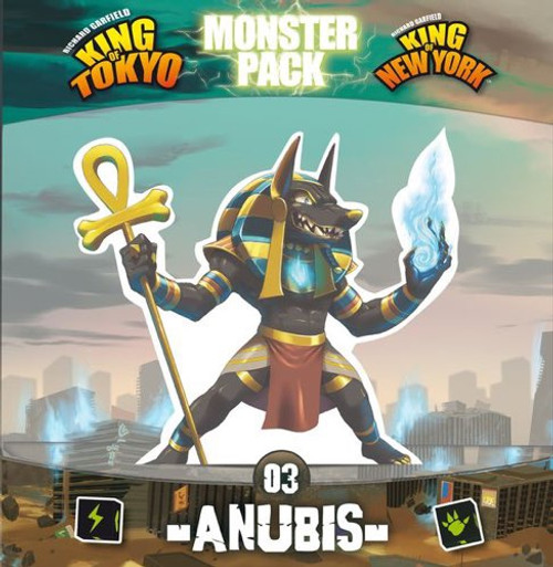 King of Tokyo Expansion Anubis - Cerberus Games