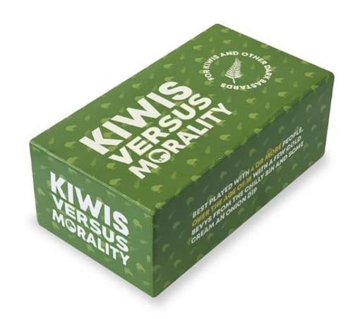 Kiwis Versus Morality - Cerberus Games