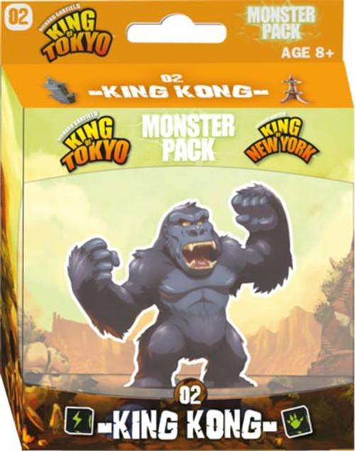 King of Tokyo Expansion King Kong - Cerberus Games