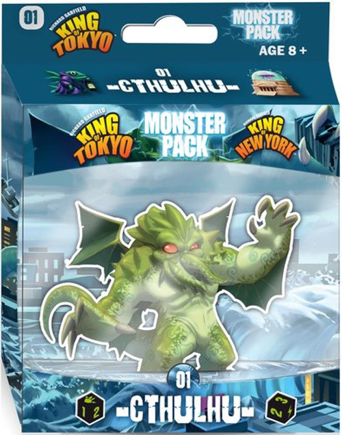 King of Tokyo Expansion Cthulhu - Cerberus Games
