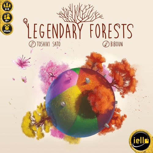 Legendary Forests - Cerberus Games