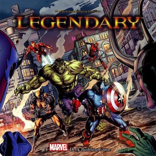 Legendary Marvel - Cerberus Games