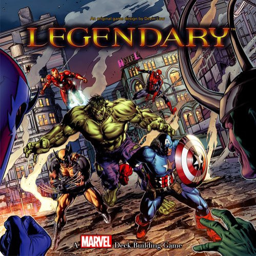 Legendary Marvel - Cerberus Games