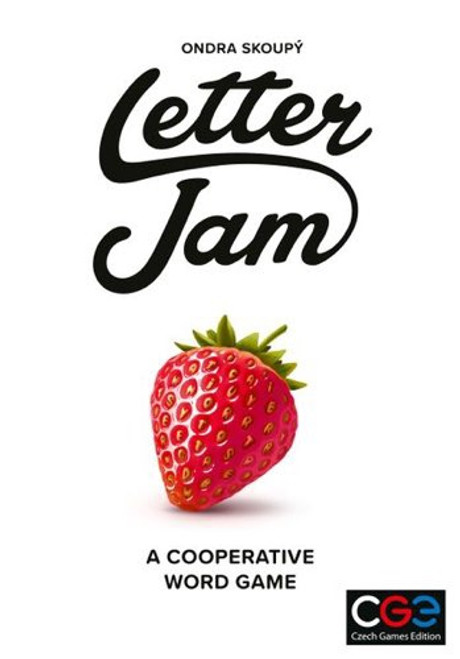 Letter Jam - Cerberus Games