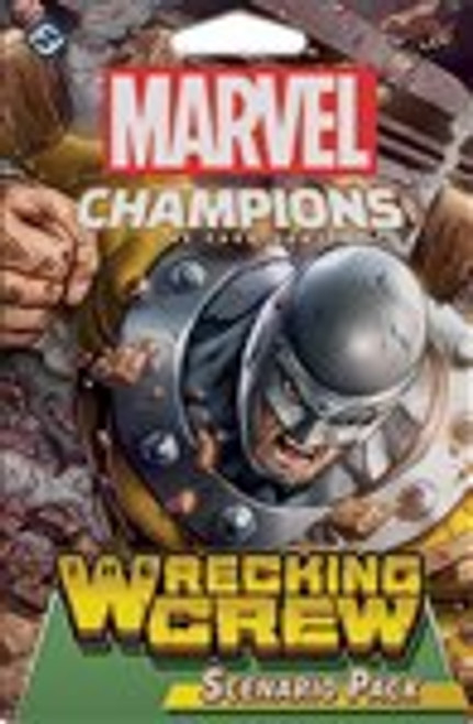 Marvel Champions Expansion Wrecking Crew - Cerberus Games