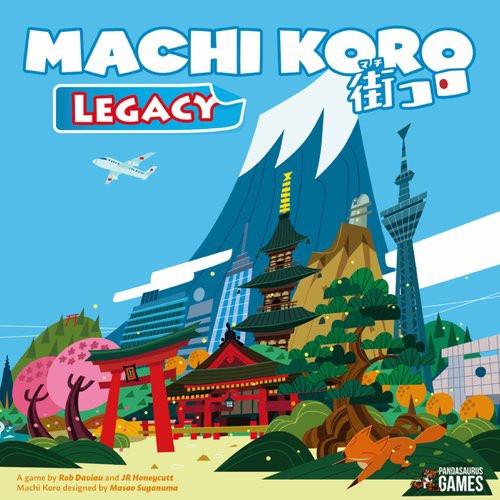Machi Koro Legacy Edition - Cerberus Games