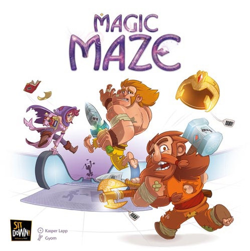 Magic Maze - Cerberus Games