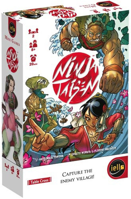 Ninja Taisen - Cerberus Games