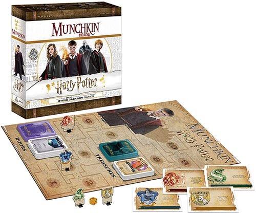Munchkin Deluxe Harry Potter - Cerberus Games