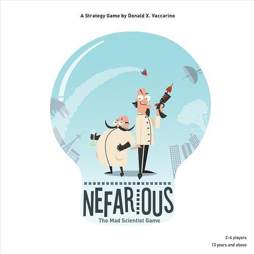 Nefarious - Cerberus Games