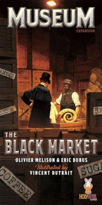 Museum Expansion The Black Market - Cerberus Games