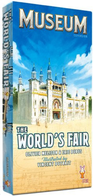 Museum Expansion The World's Fair - Cerberus Games