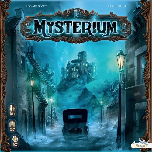 Mysterium - Cerberus Games
