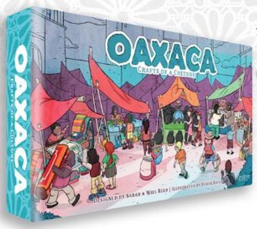 Oaxaca: Crafts of a Culture - Cerberus Games