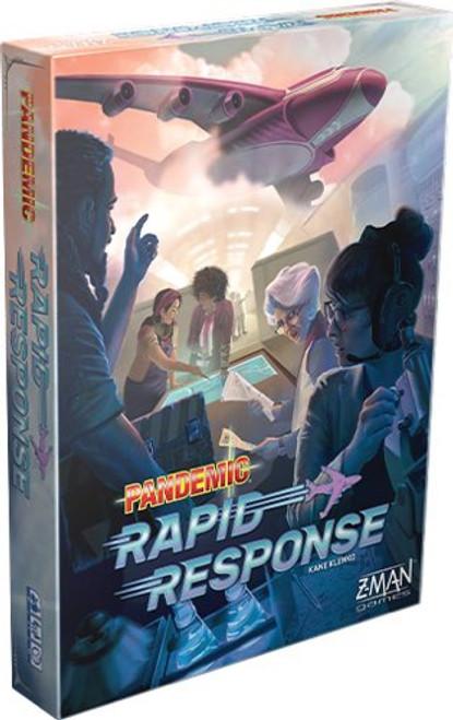 Pandemic Rapid Response - Cerberus Games