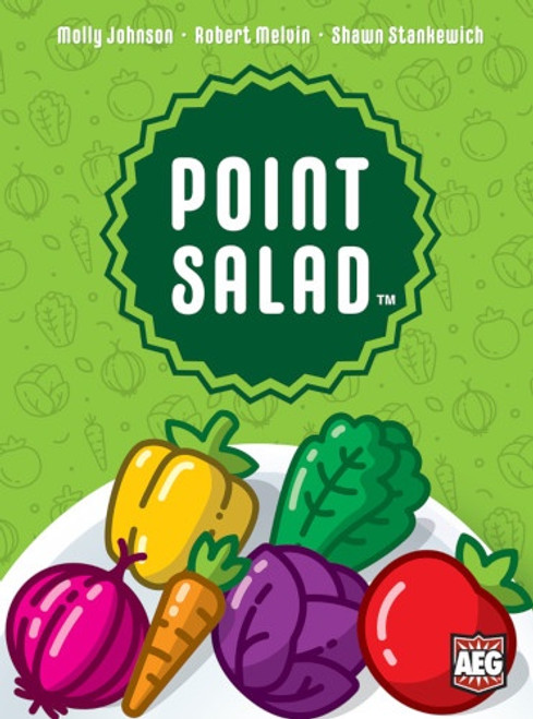 Point Salad - Cerberus Games