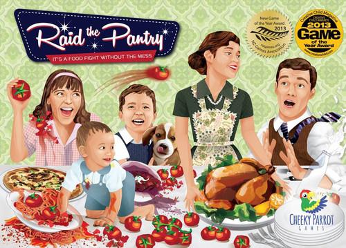 Raid The Pantry - Cerberus Games