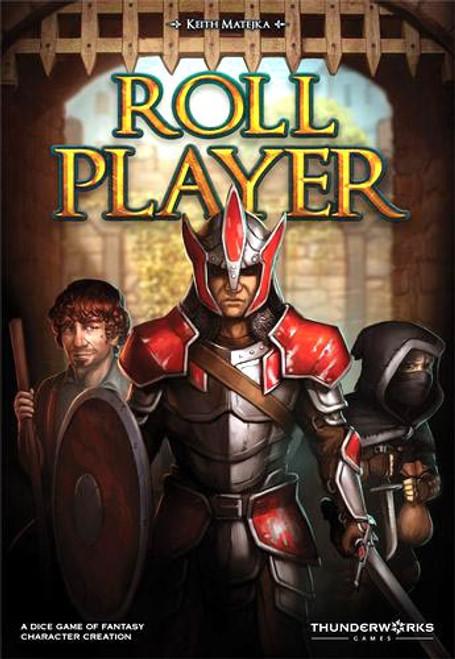 Roll Player - Cerberus Games