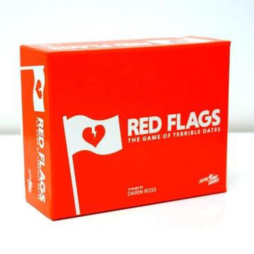 Red Flags Core Deck - Cerberus Games
