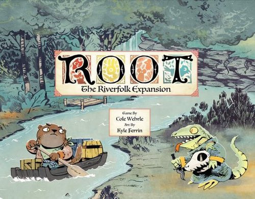 Root Expansion Riverfolk - Cerberus Games