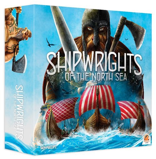 Shipwrights of the North Sea - Cerberus Games