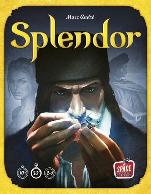 Splendor - Cerberus Games