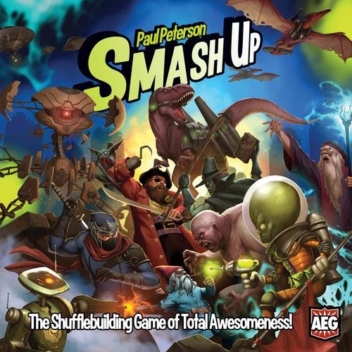 Smash Up - Cerberus Games