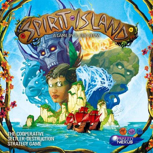 Spirit Island - Cerberus Games