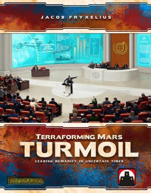 Terraforming Mars Expansion Turmoil - Cerberus Games