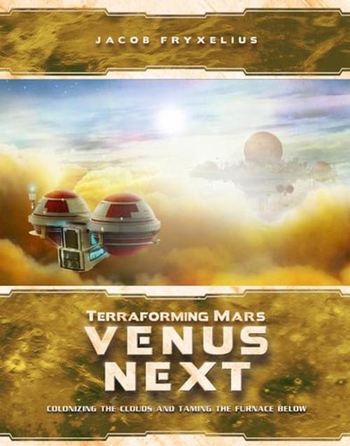 Terraforming Mars Expansion Venus Next - Cerberus Games