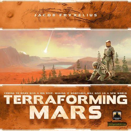 Terraforming Mars - Cerberus Games