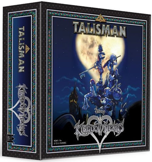 Talisman Kingdom Hearts - Cerberus Games