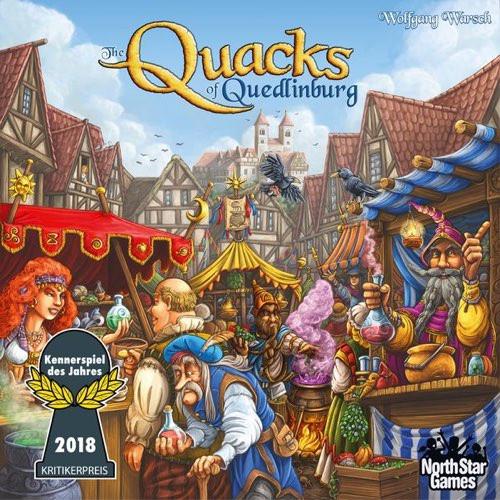 The Quacks of Quedlinburg - Cerberus Games