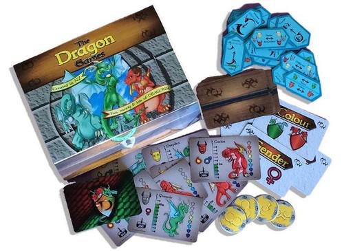 The Dragon Games - Cerberus Games