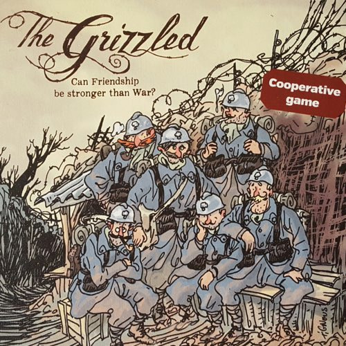 The Grizzled - Cerberus Games
