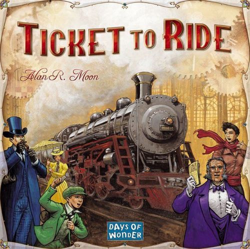 Ticket to Ride USA - Cerberus Games