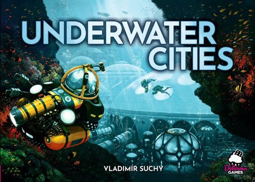 Underwater Cities - Cerberus Games