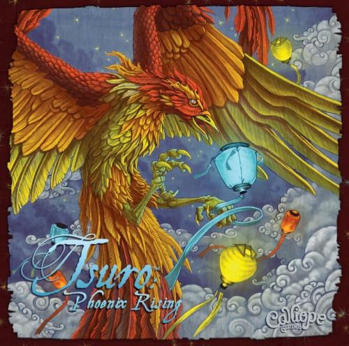 Tsuro Phoenix Rising - Cerberus Games