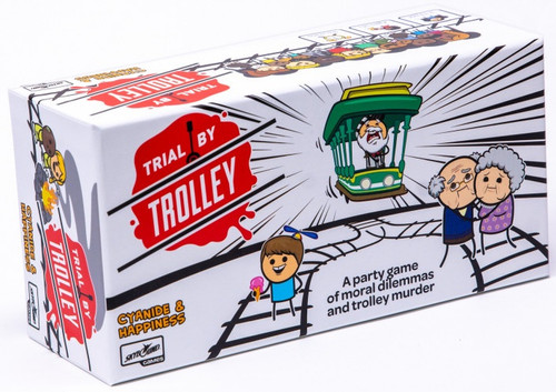 Trial by Trolley - Cerberus Games